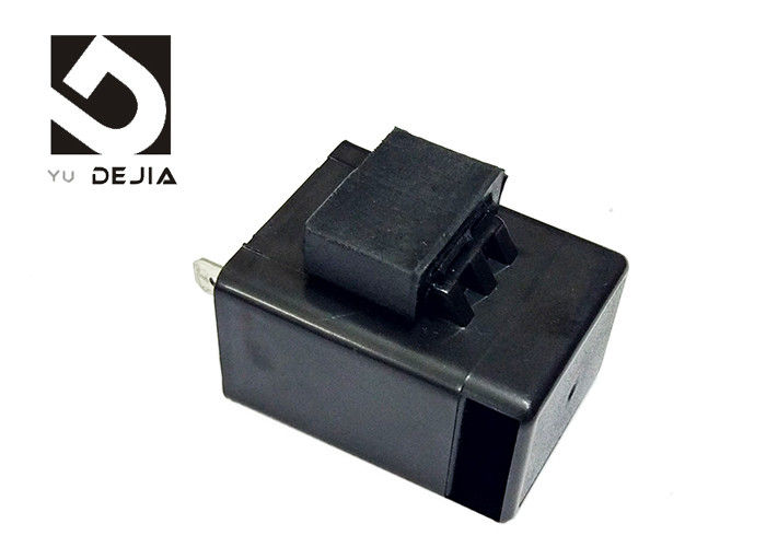 2 Pin Motorcycle Flasher Relay Adjustable Frequency For Motorcycle Electrical Accessories