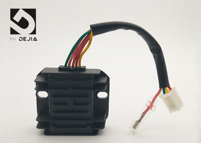 Lifan 150cc Motorcycle Regulator Rectifier Double Output ISO 9001 Approved