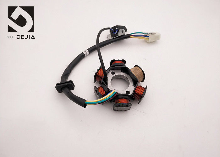 Durable Motorcycle Magneto Stator Coil 6 Windings Racing Ignition Parts C100D-6