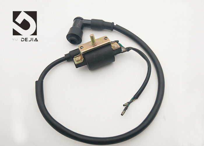 Universal Motorcycle Ignition Coil Anti - High Pressure For India Market 70cc
