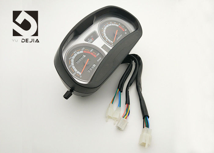 Water Cool Custom Motorcycle Speedometer Gauges , Digital Motorcycle Gauges