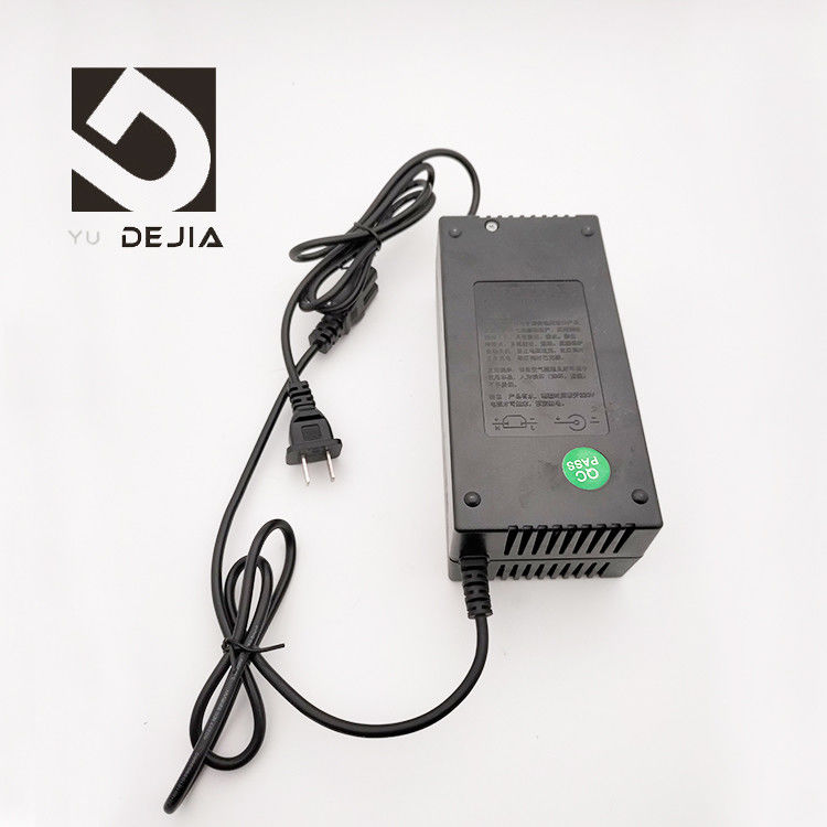 595g Electric Bicycle Battery Charger , 48 Volt Battery Charger For Electric Bike